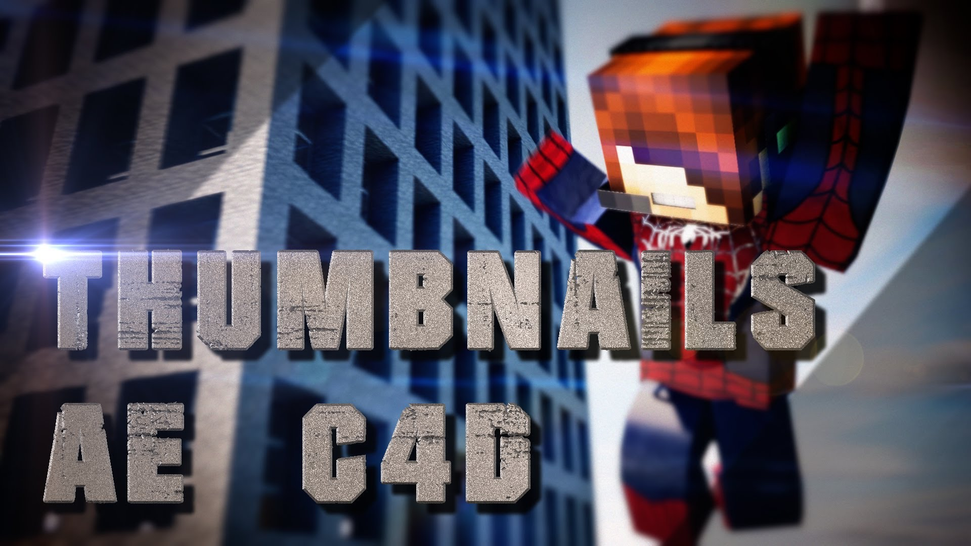 Make Thumbnails in After Effects and Cinema 4D (Project Download) Psynaps