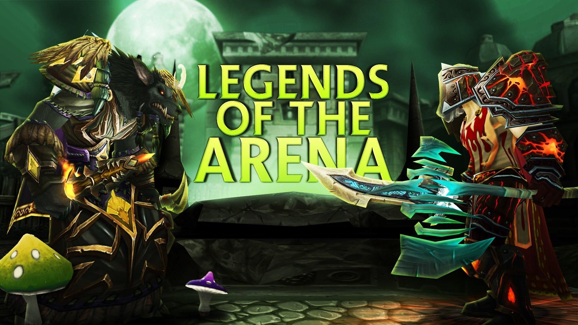 Swifty Legends of the Arena – Thyraz vs. Pilav