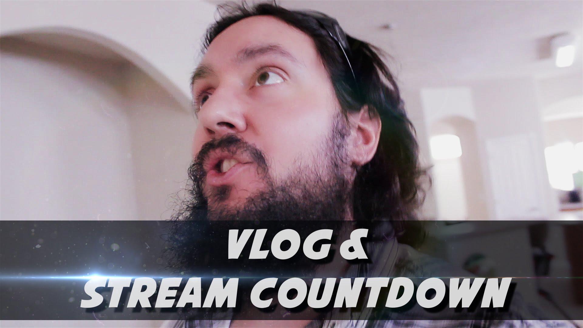 Vlog – Live stream Countdown – Psynaps mobile app – Legends update