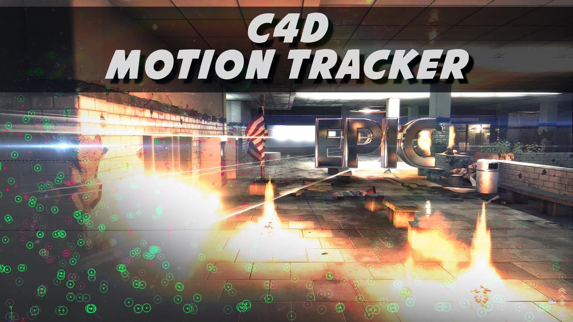 C4D R16: Motion Tracker vs. AE Track Camera (Psynaps Tutorial)