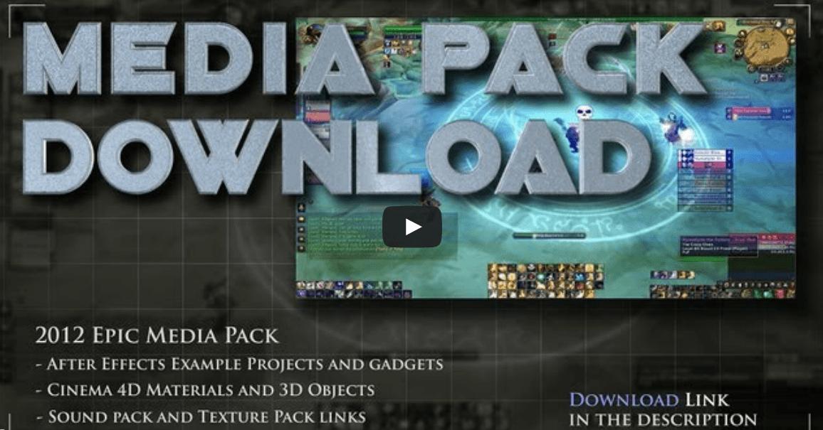 Epic Media Pack 2012 – DOWNLOAD – Members (DL link)
