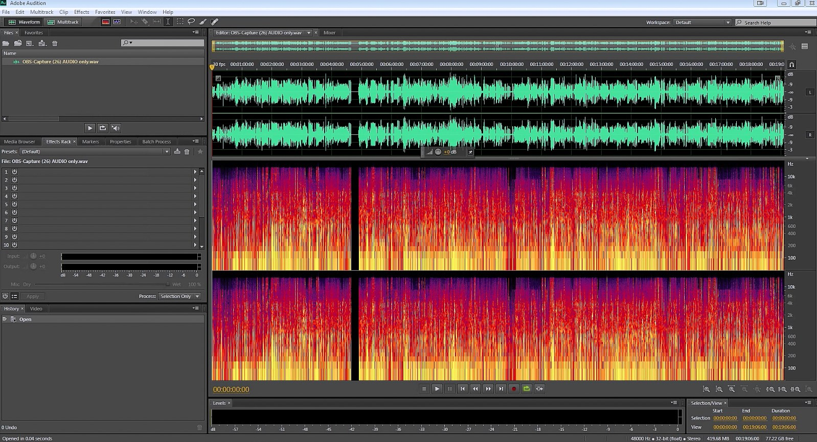Remove Background Music from Video – Adobe Audition CC Tutorial by Psynaps