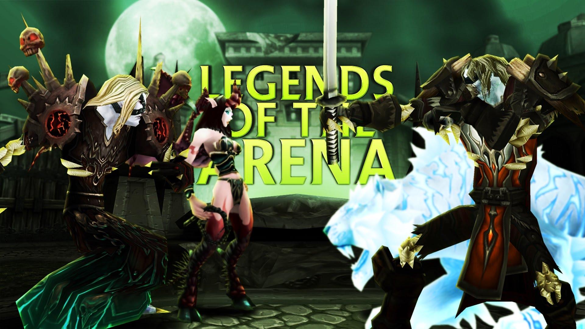 Swifty Legends of the Arena – Cobrak vs. Xuen