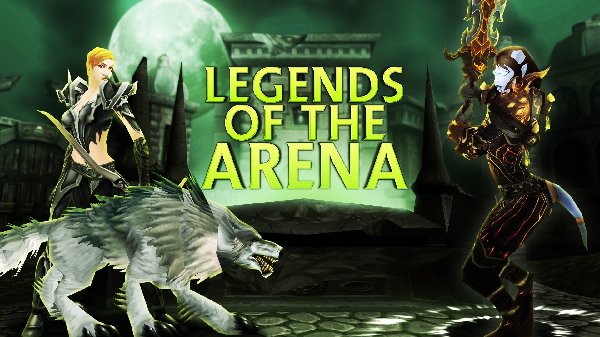Swifty Legends of the Arena – Mooboxer vs. FrenchyGaming (Multiboxer Edition)