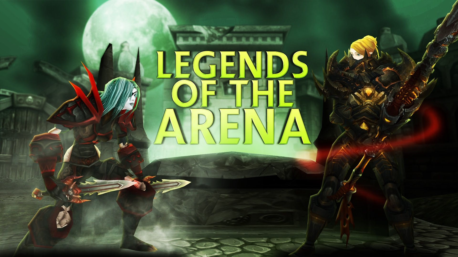 Swifty Legends of the Arena – Sensus vs Evylyn