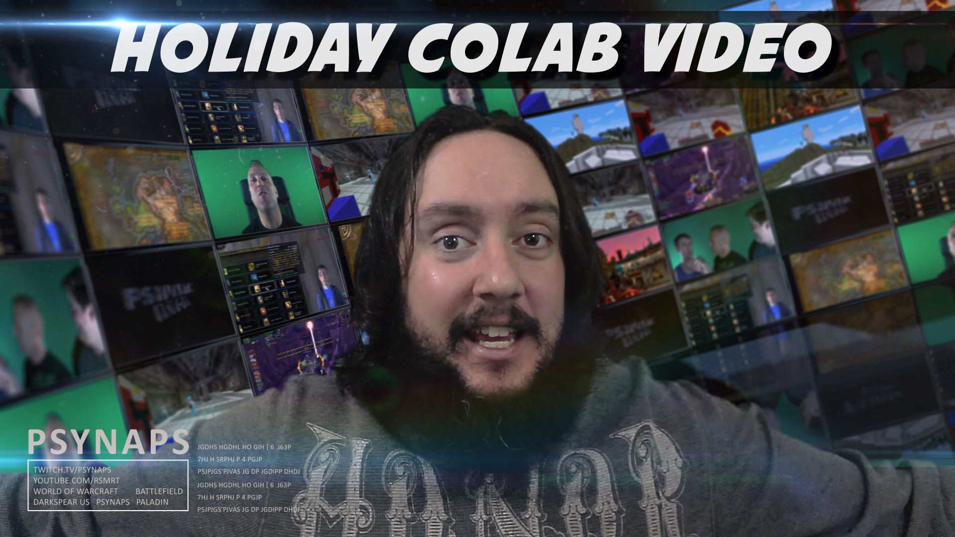 Holiday Collaboration Video by Psynaps