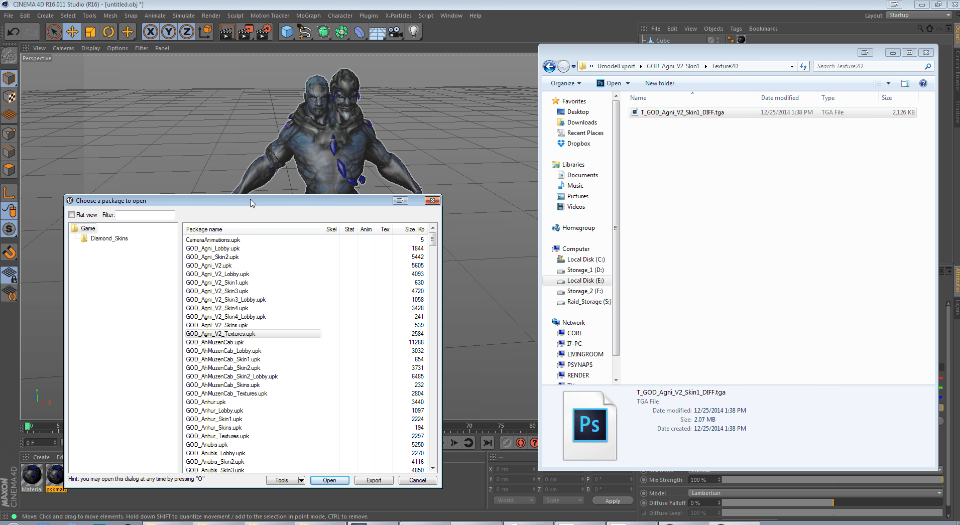 Extract Upk Files