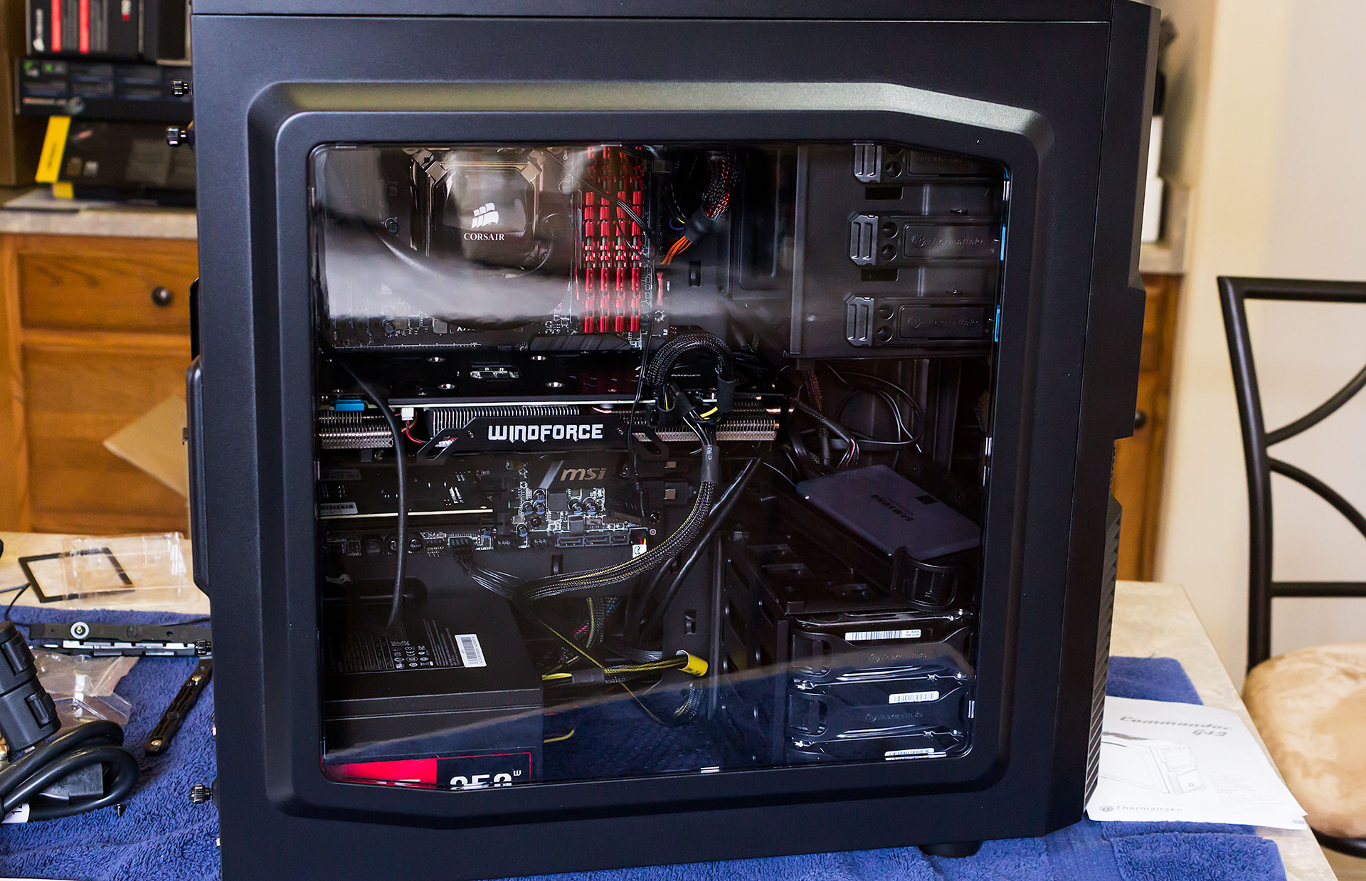 Building gaming pc guide 2014.