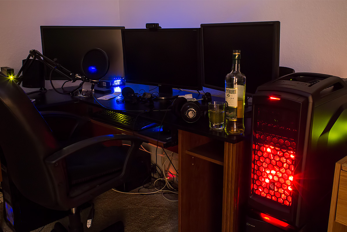 Speed PC Build – Psynaps's Editing and Streaming setup 2014
