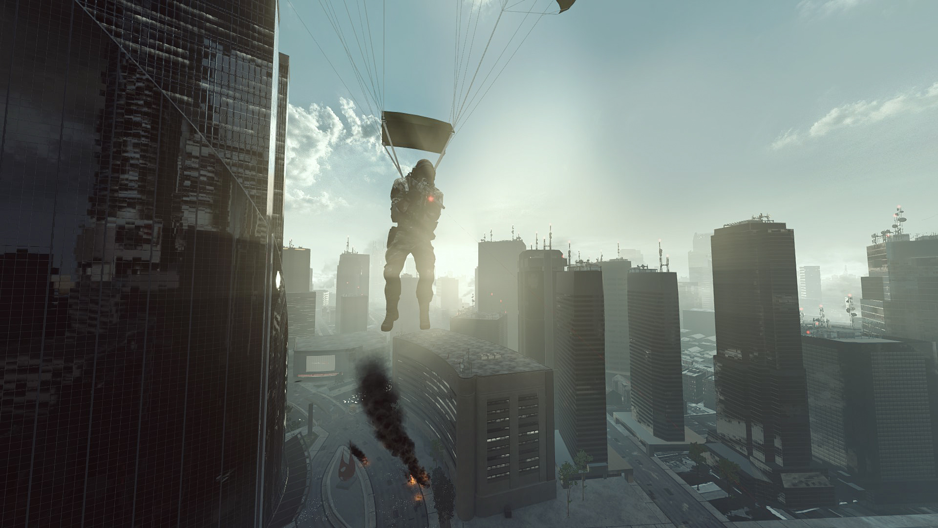 Battlefield 4 Cinematic Headshot Montage by Psynaps