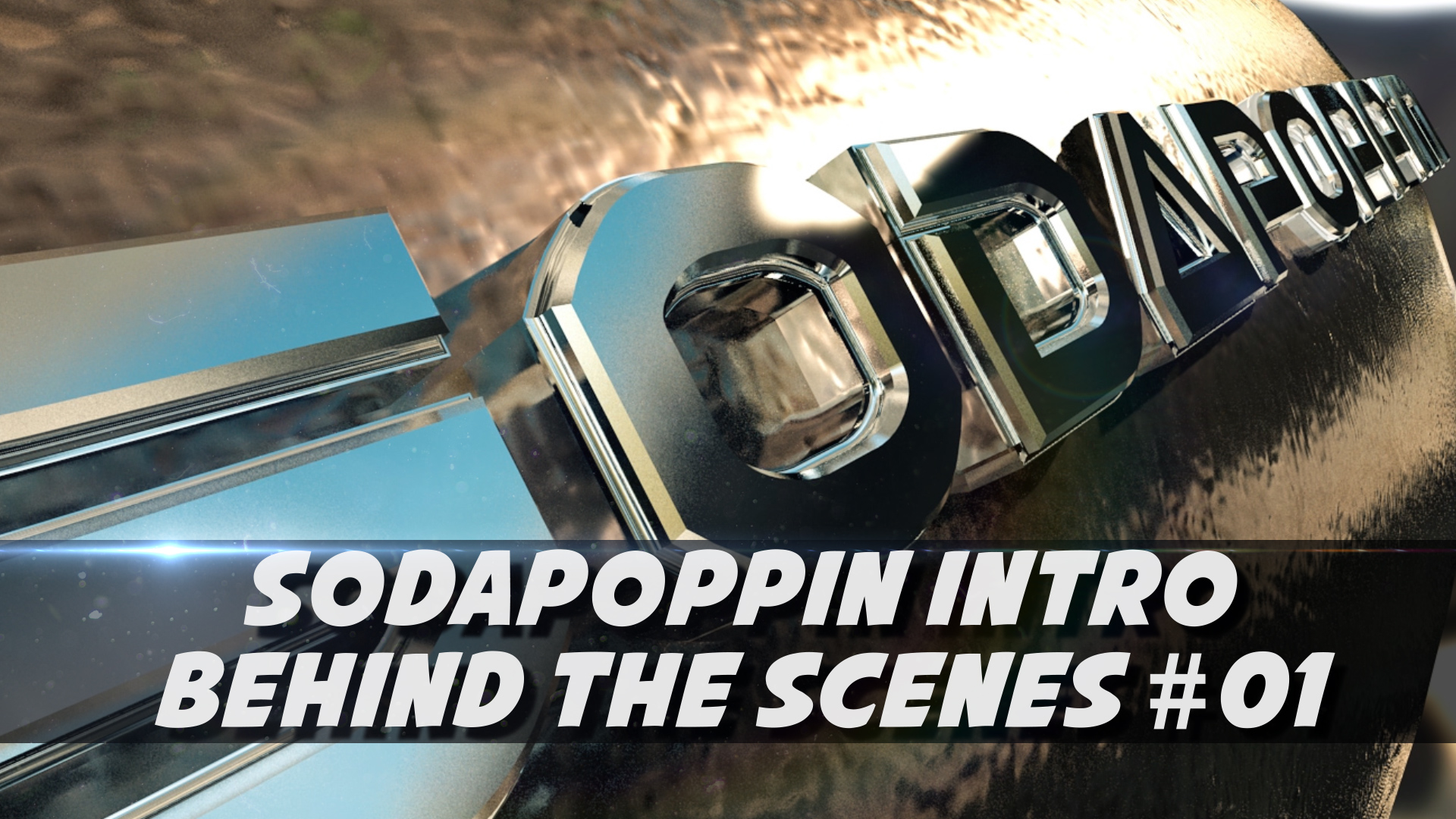 Sodapoppin Intro: Tank Scene – Behind The Scenes C4D & AE with Psynaps