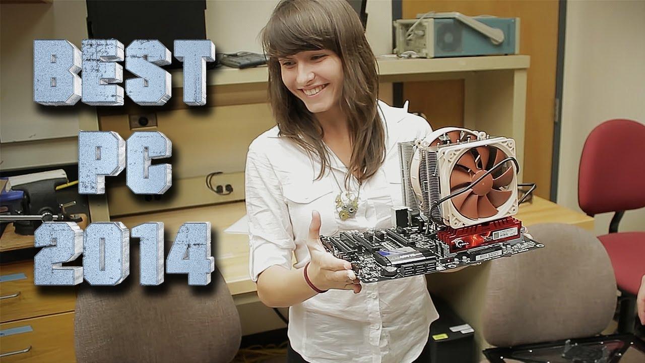 Ultimate Gaming PC 2014 + Best Video Editing & Rendering Build