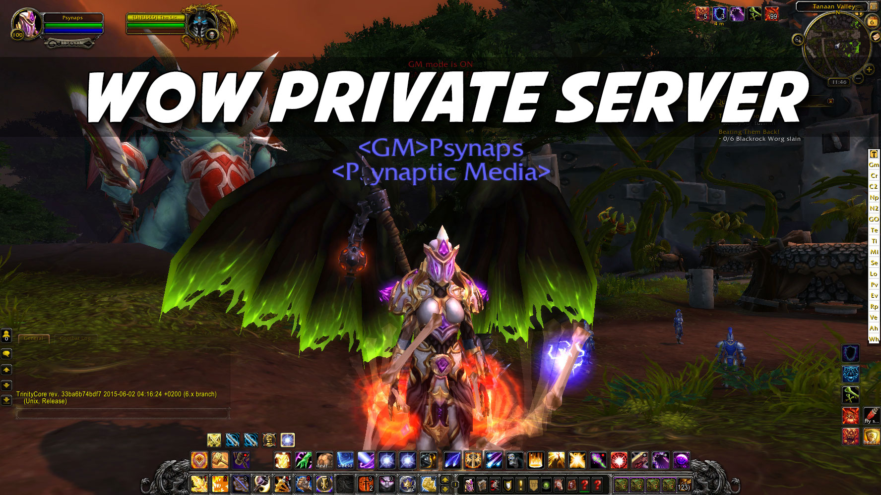 Private WoW Server Guide: How to Make a WoD Server for Video