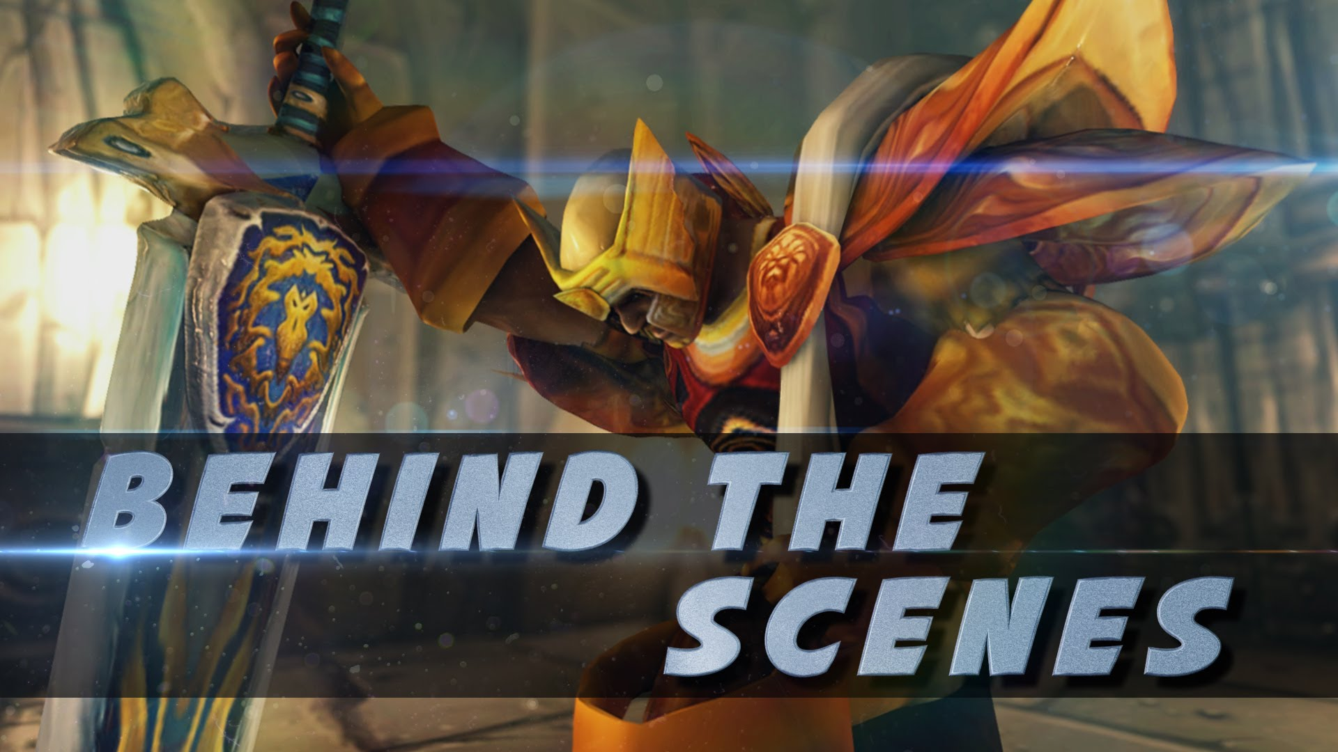 Swifty and Cobrak in Ruins of Lordaeron – Behind the Scenes by Psynaps