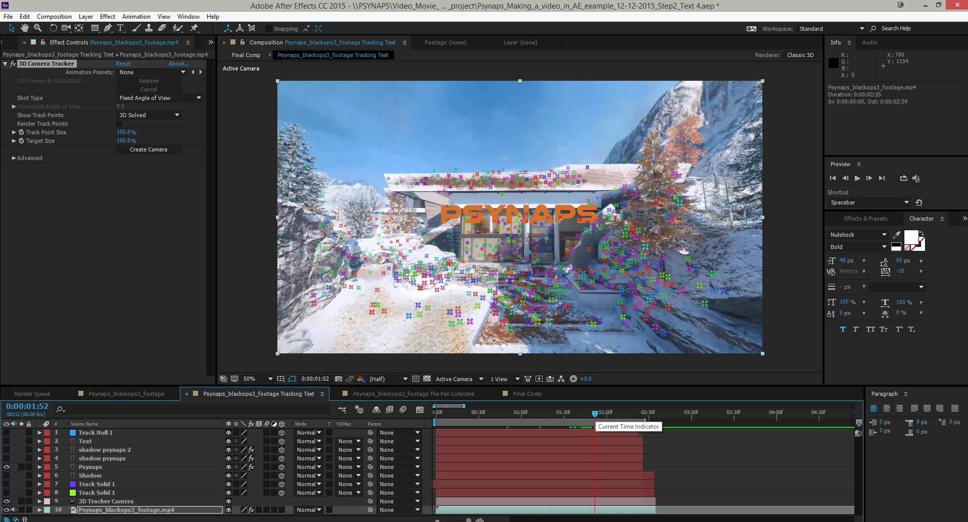 Call Of Duty Black Ops After Effects Project Download - After effects template editing