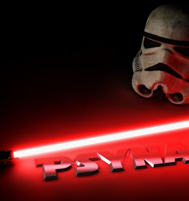 Light_Saber_Storm_Trooper_Star_Wars_Psynaps_Red2