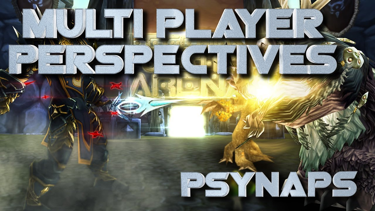 Multiple Player Perspectives – Swifty's Legends of the Arena (Step-by-Step AE Tutorial)