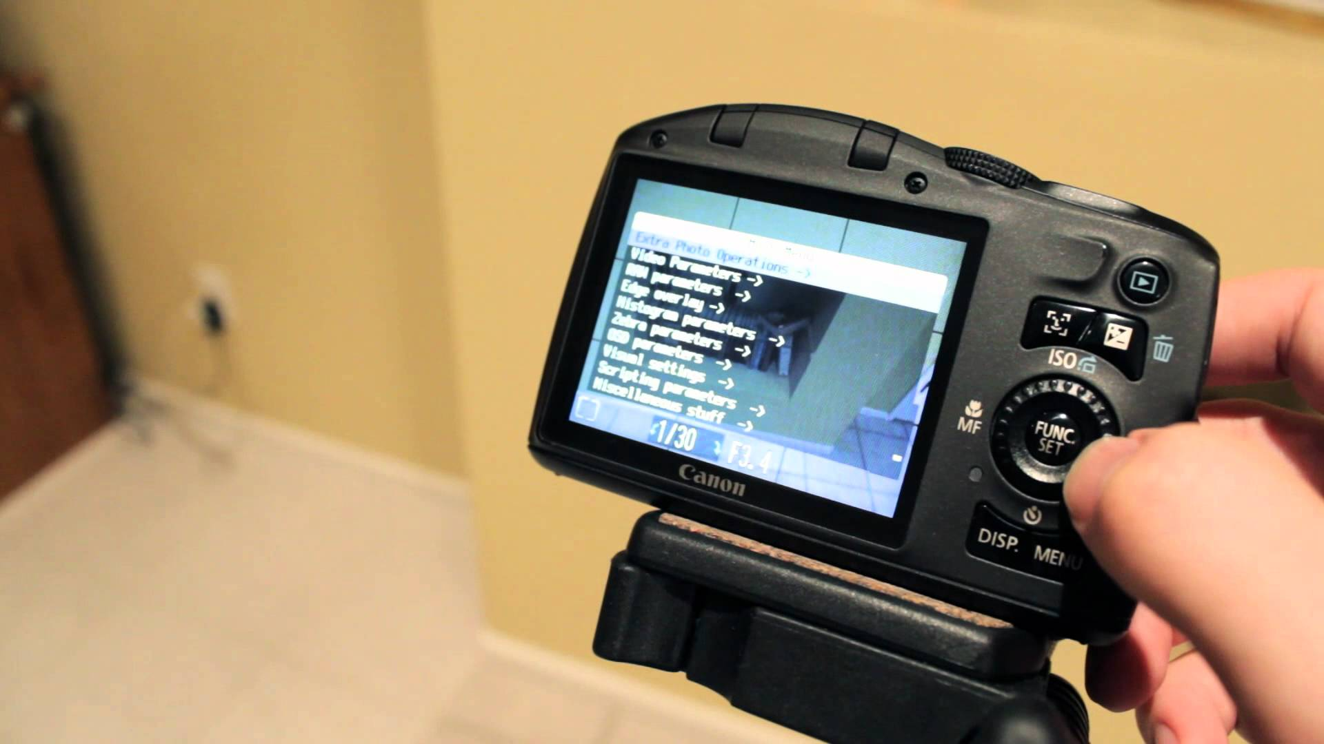 Canon CHDK Hack Tutorial: RAW, HDR, and Time Lapse