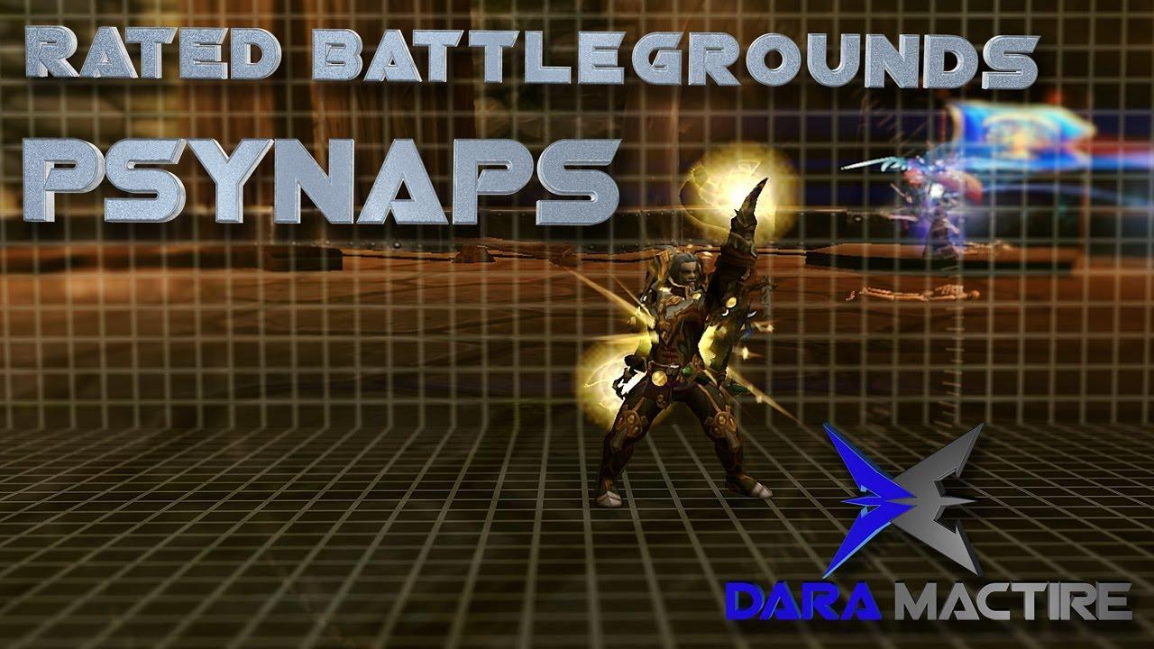 Rated Battlegrounds with Psynaps, Sacredheals, and Dara Mactire (MoP)