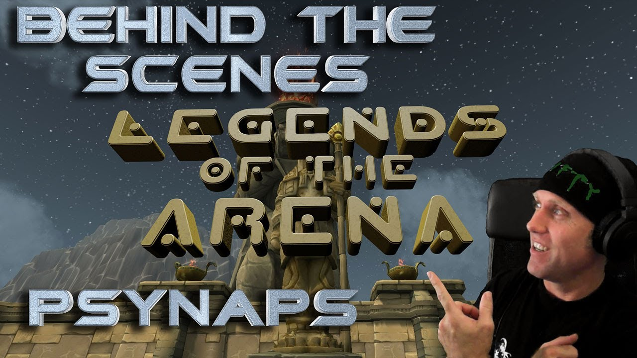 Swifty's Legends of the Arena – Behind the Scenes (feat. Ziqo vs Sodapoppin) by Psynaps