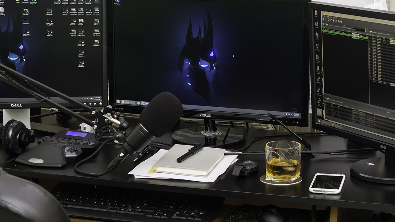 Setup A Streaming Studio For Twitch Psynaptic Media By