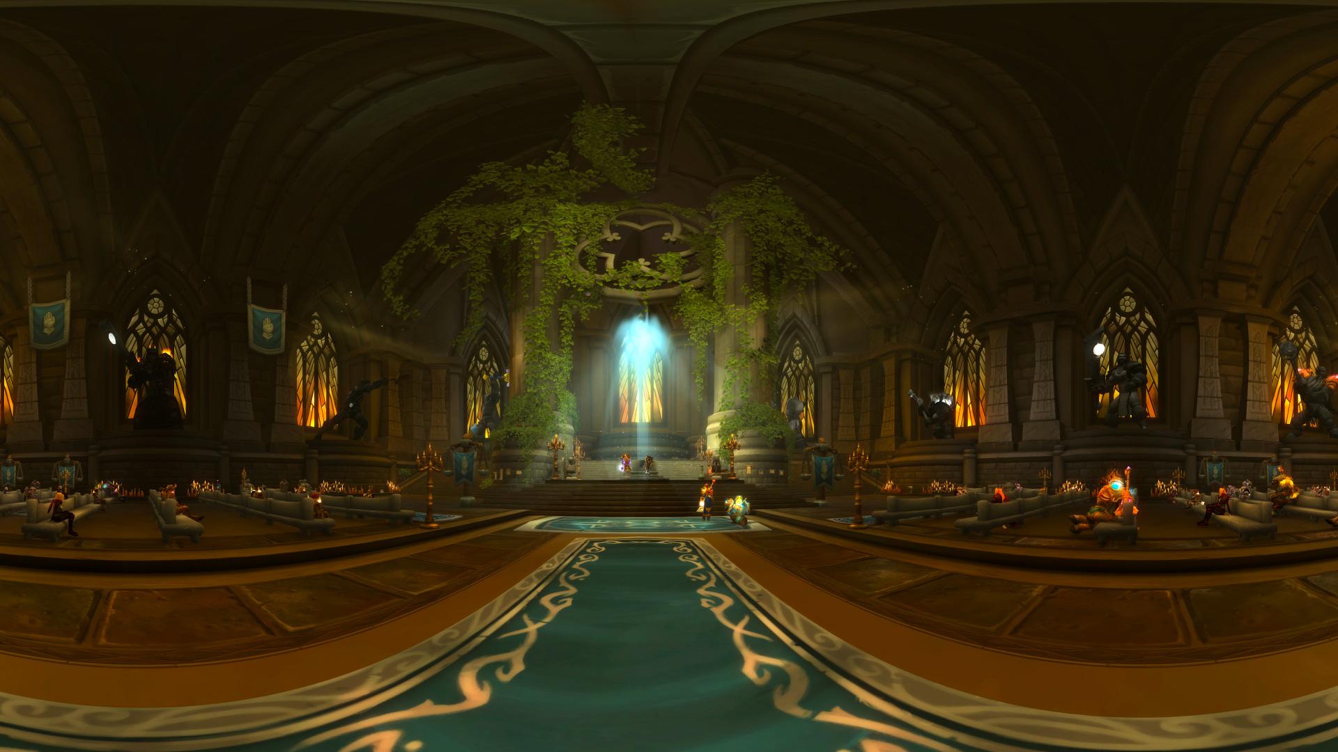 World of Warcraft 360 Panoramic Image Capture Tool