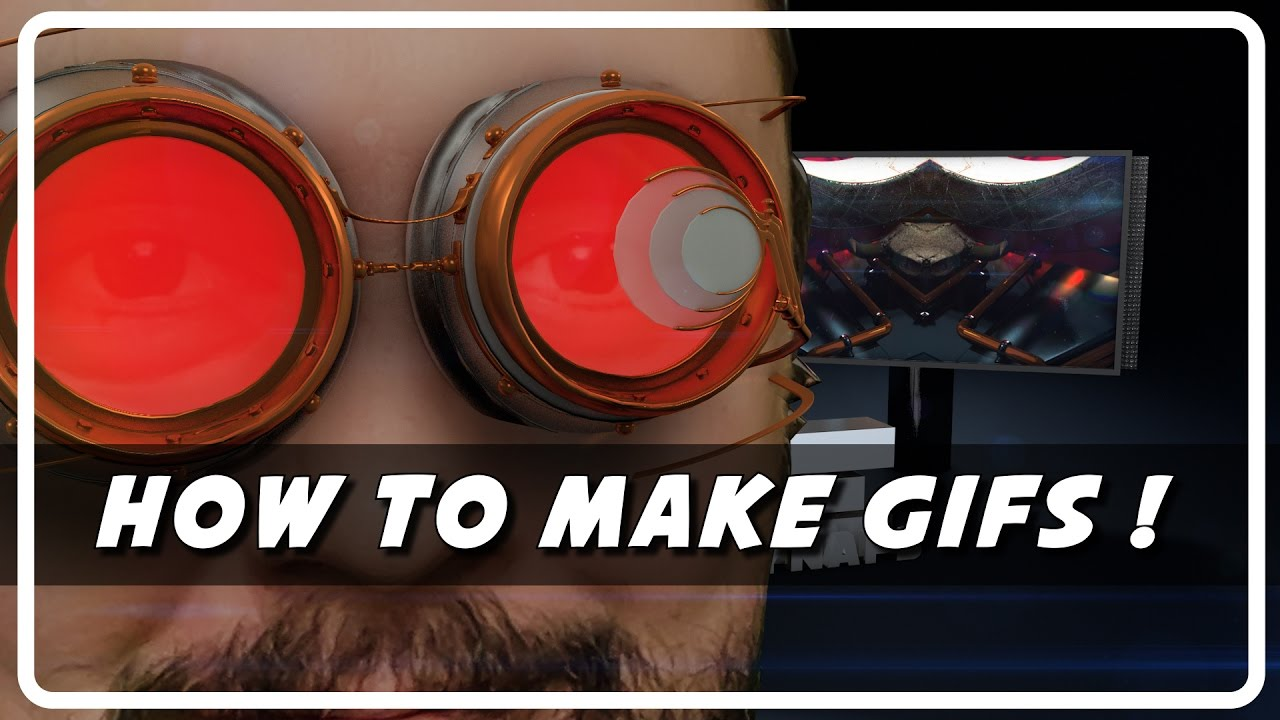 How to make GIFs for the Internet – Psynaps Rants – (Guide and Download in the description)
